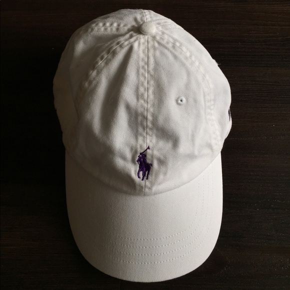 a14162a69ad TCU Polo by Ralph Lauren Baseball Cap. M 59a706772fd0b7901300c215