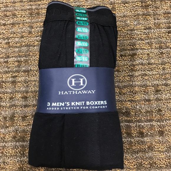 98e759affcb3 hathaway Underwear & Socks | Knit Boxers | Poshmark
