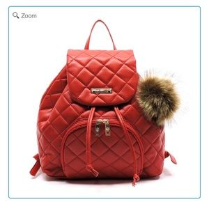 Handbags - 💰NEW Stylish NX Noble Exchange Quilted Backpack