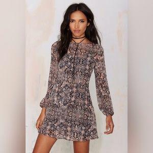 Heather Floral Dress