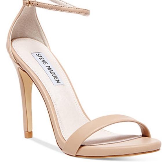 cfdab94a03d Steve Madden Shoes - Steve Madden Stecy High Heels Like New 11M