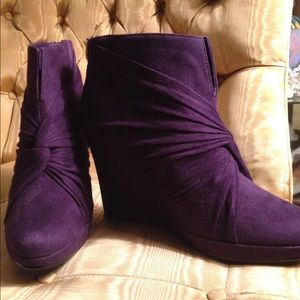 1f5680a2a78 Impo Shoes - ❗️REDUCED Impo Rich Purple Bootie