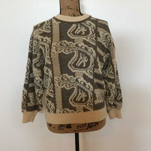 Gio ruby vintage Sweater