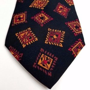 New MORGAN AND DEAN SILKS Men's Silk Neck Tie T10
