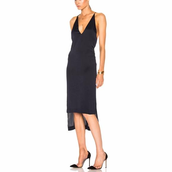 404826973797 Dion Lee Dresses & Skirts - NWT Dion Lee Fine Line Satin Cami Slip Dress 2