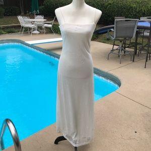 Byer too white dress.