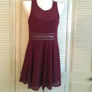 Simply stunning free people daisy lace dress - 8