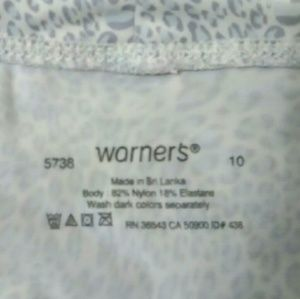 Warner's Intimates & Sleepwear - No Pinching No Muffin Top Plus Size Panties