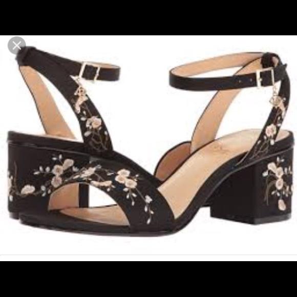 7a2fdc45370 NWOT Nanette Lepore Ruby sandals. M 59a736da2de5126c2d004297