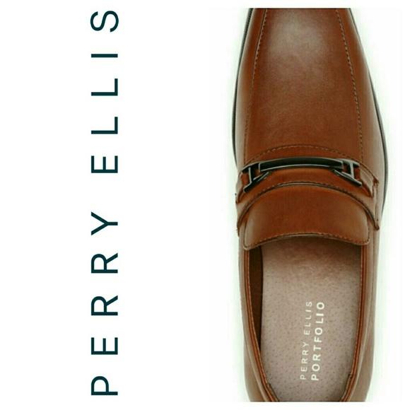 perry ellis portfolio dress shoes