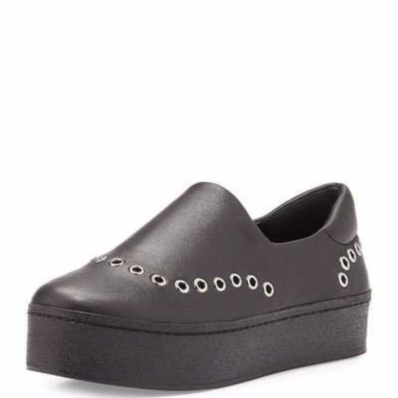 free shipping pictures Opening Ceremony Grommet Flatform Sneakers buy cheap outlet IIy6L