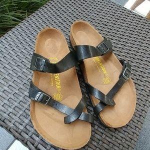 Birkenstock sandals,