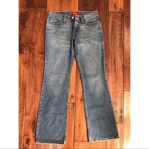 Superlow Levi Strauss and Co. Wide leg Jeans