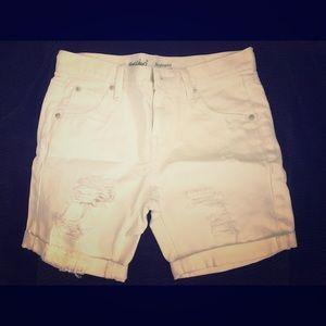 Mission boyfriend shorts. BNWOT!
