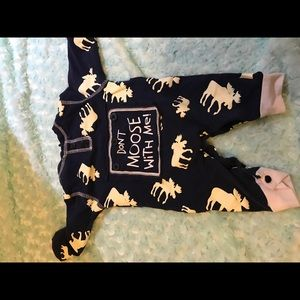 Other - Moose baby outfit!