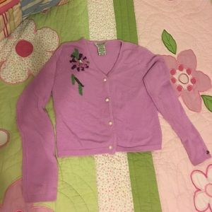 GUC Guess cropped sweater size 6X