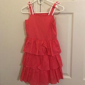 Gymboree pink dress