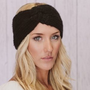 Accessories - Boho Style Knit Wrap