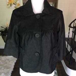 Willi Smith Denim jacket size small.