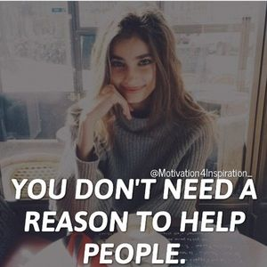 Other - You Do Not Need A Reason ...