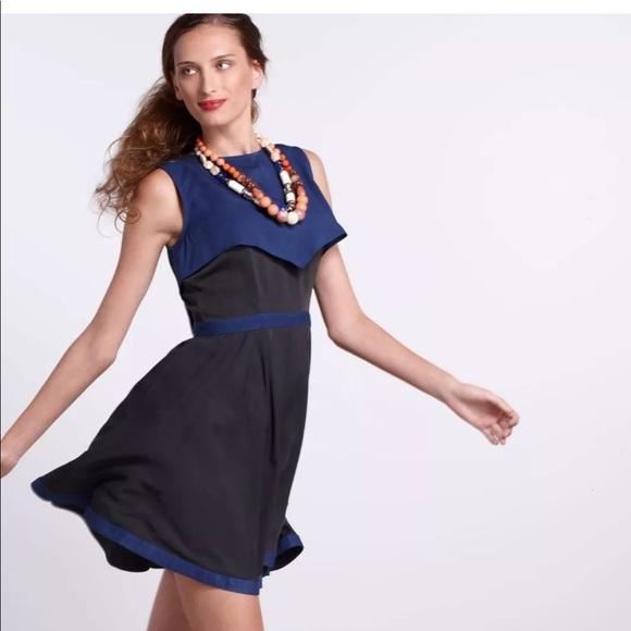 96fe5457c505 Anthropologie Dresses   Anthropology Facet Shift Dress From Samantha ...