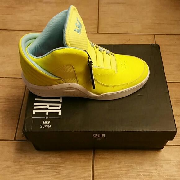 edd10bd5437 supra Shoes | New Chimera Mens Highlighter Redwhite | Poshmark