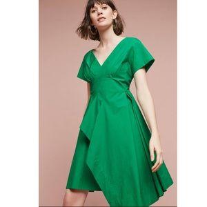 Dresses & Skirts - NWT Anthropologie Maeve Poplin Dress