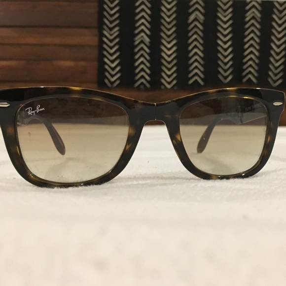 69fe652b363 Ray-Ban Standard 50mm Folding Wayfarer Sunglasses