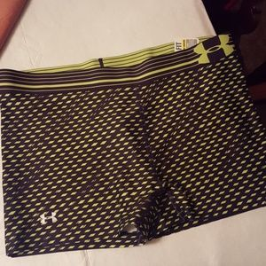 UNDER ARMOUR WORKOUT SHORT NWT!
