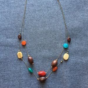 Jewelry - NY statement string necklace