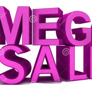 Accessories - Mega Sale now thru Monday at Midnight