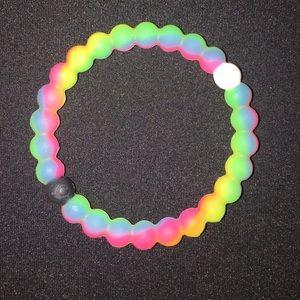 """Neon """"Make a Wish"""" Lokai bracelet"""