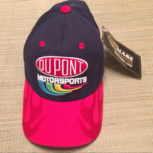 4dd6dfd4744 NWT vintage NASCAR racing dad hat Jeff Gordon