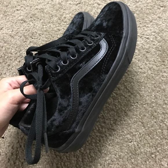 9412f067f6be59 Vans velvet old skool. M 59a7a785522b45bffd019e35. Other Shoes ...