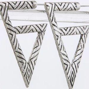Jewelry - Geo Earrings