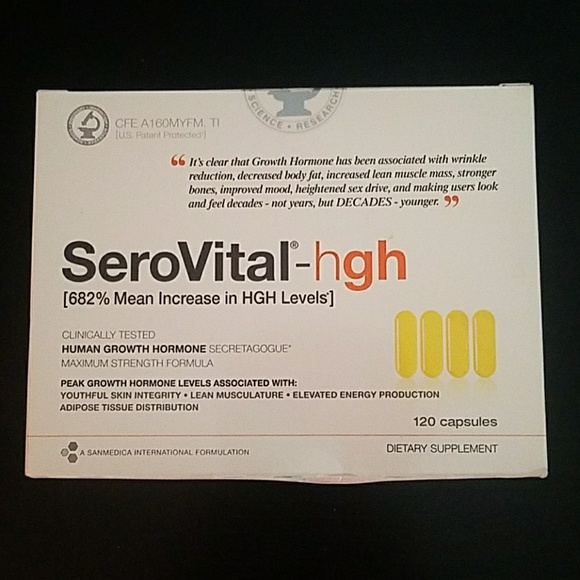 Serovital - HGH