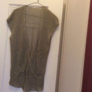 Sweaters - knit vest