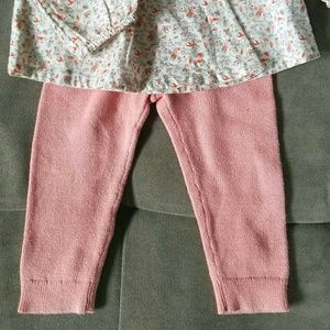18b4426f579 Old Navy Matching Sets - NWT - Old Navy peasant top w  sweater leggings