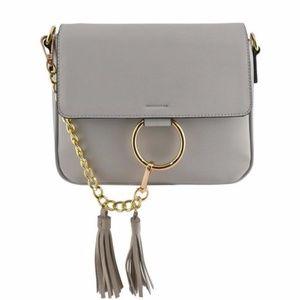 Handbags - Sofie Messenger Bag with Tassel