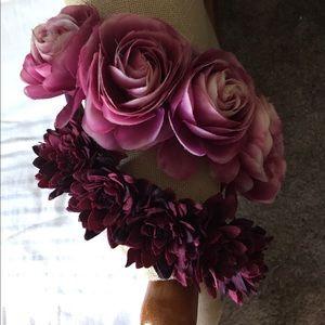 Accessories - Flower Crowns/ Boho Headbands