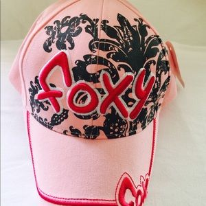 Accessories - Pink Foxy Fashion Cap