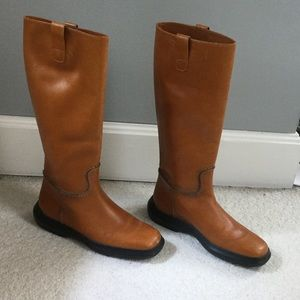 Tod's riding boots