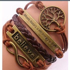 Jewelry - Believe Multiple Strand Necklace