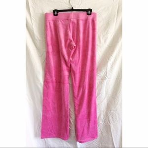 Juicy Couture Pants - JUICY COUTURE bubblegum pink draw string pants