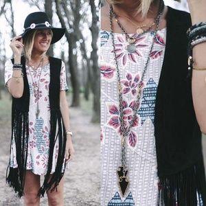 Astr Dresses - ASTR short sleeve floral print dress