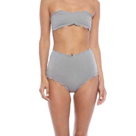 3a757e7c05d7d Marysia Santa Monica high waisted bottom in grey. M_59a86b00d14d7b50b503a5a7