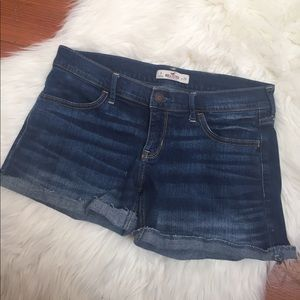 hollister shorts size 9