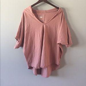 t.la (anthro brand) pullover size L