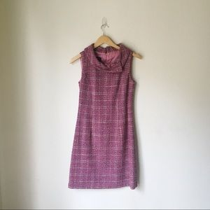 donna ricco • plaid dress