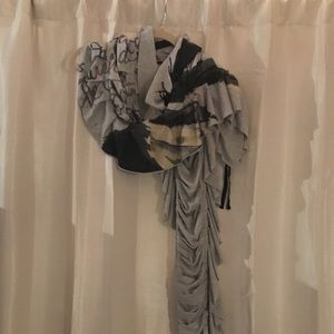 Juicy Couture Rouched Scarf